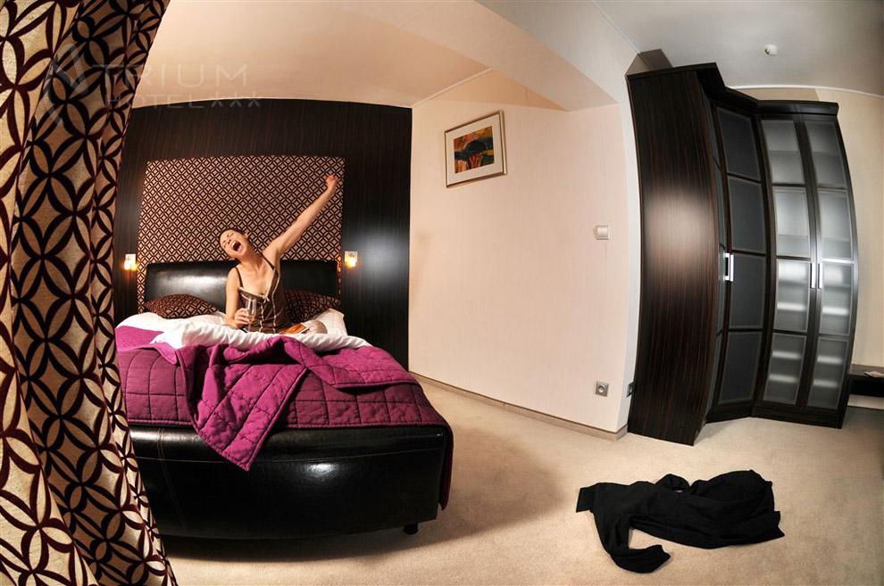 Dvojposteľová izba DE LUXE