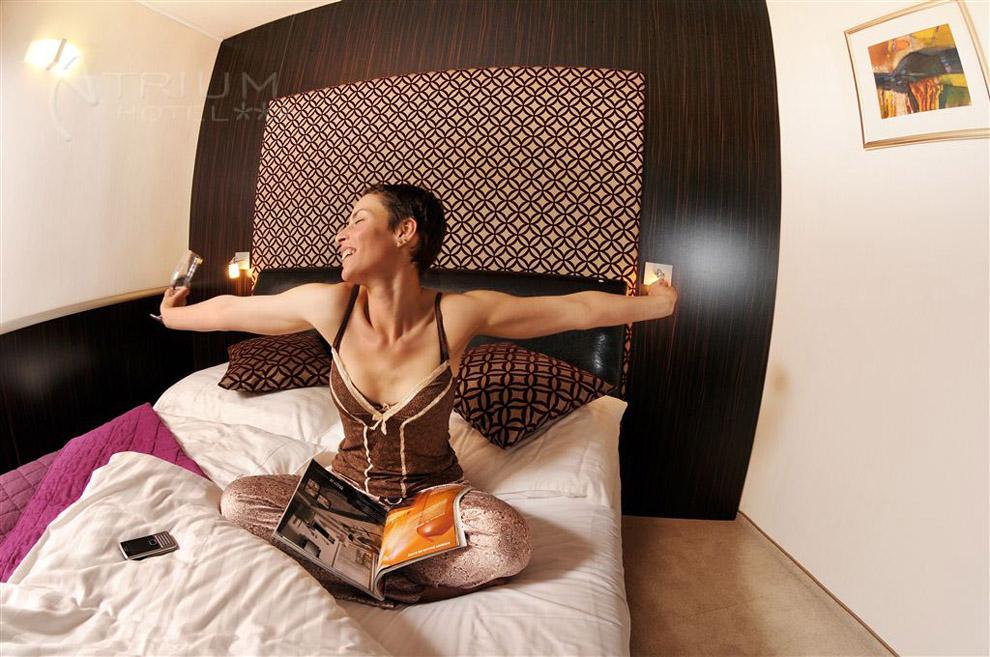 DE LUXE Double Room