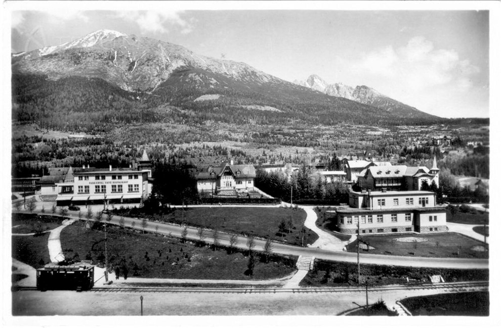 History of the hotel