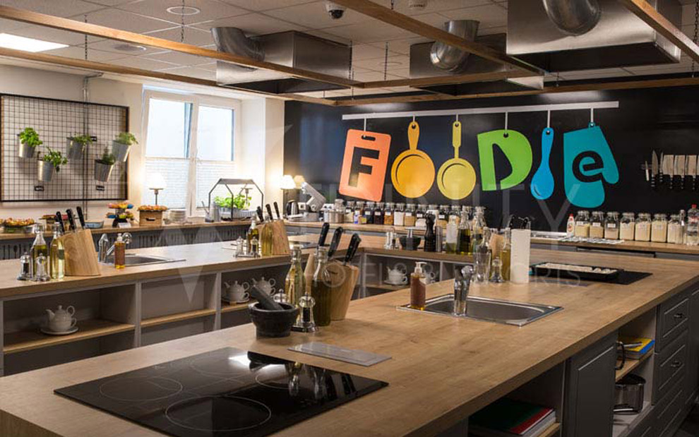 Foodie culinary studio