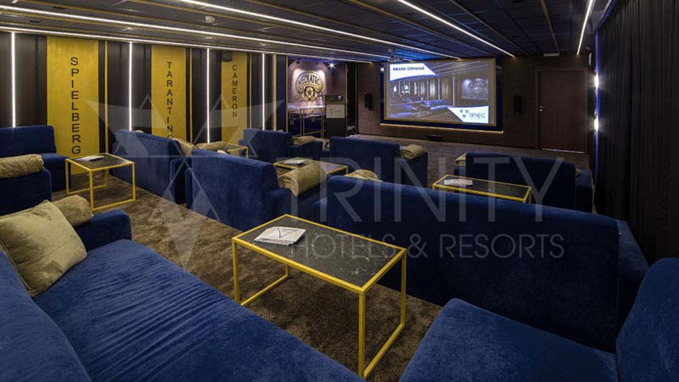 Mediatro private cinema