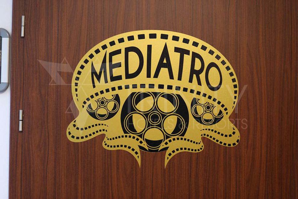 Súkromná kinosála Mediatro