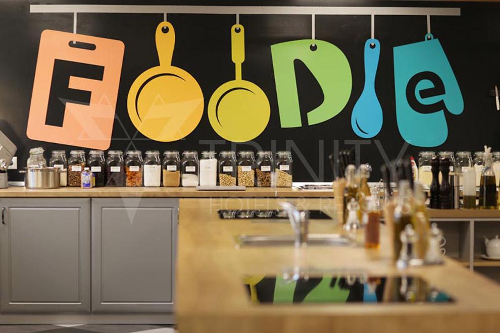 Kalendár kurzov Foodie