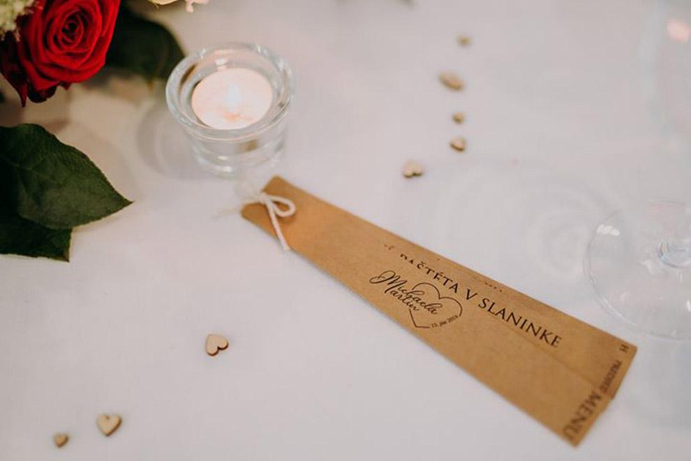 Gastronómia a svadba