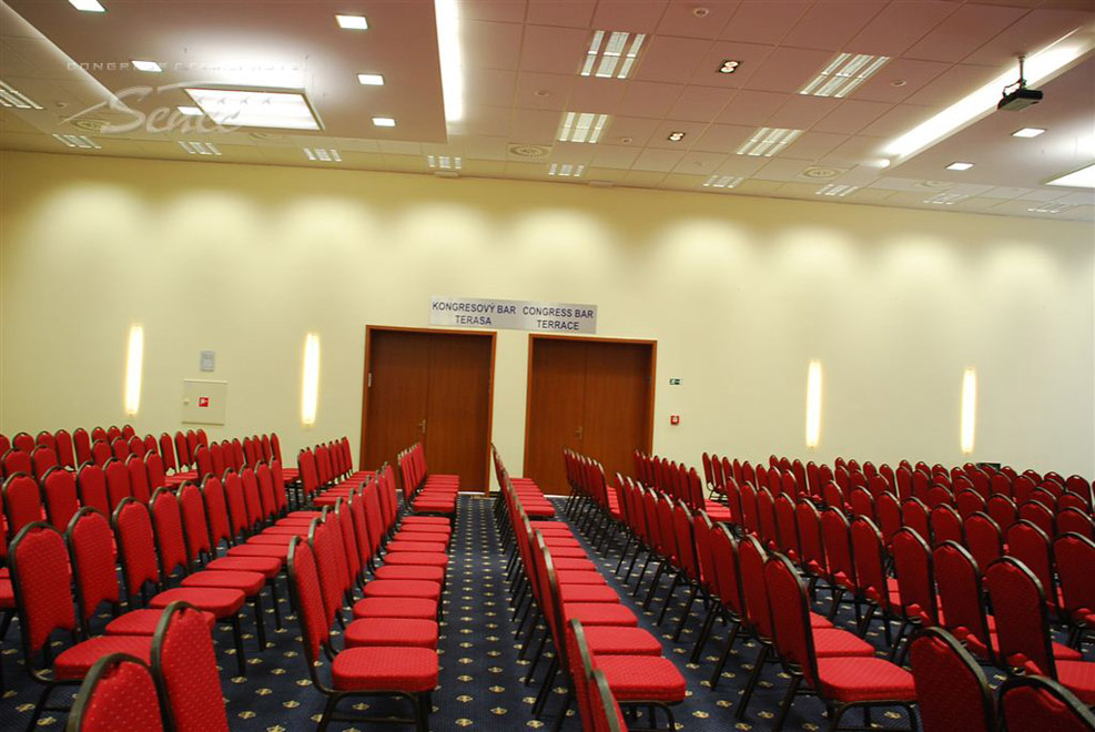 Lagoon congress hall