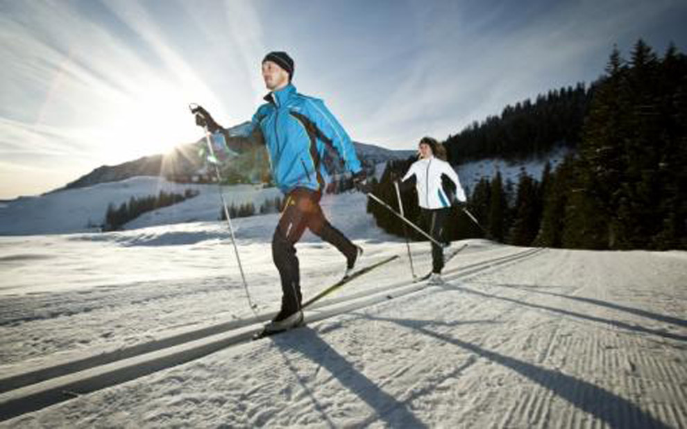 Winter activities