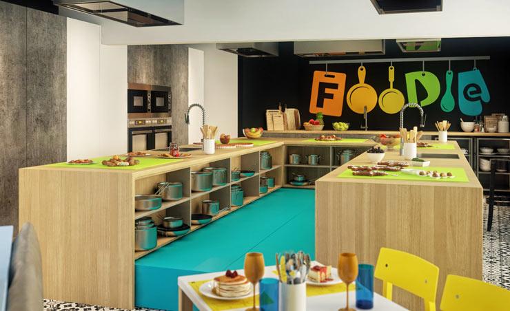 Foodie - kulinárske štúdio