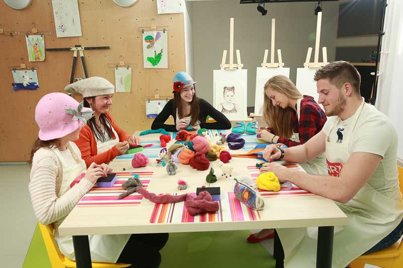 ArtClub – Art Studio for Creative Souls