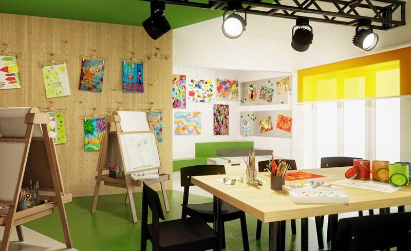 ArtClub - umelecké štúdio pre kreatívne duše