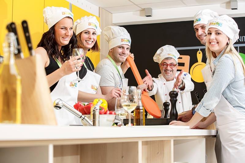 Firemné teambuildingy a párty